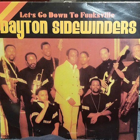 Stan was a member of the Dayton Sidewinders