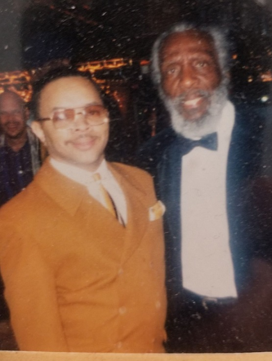 Comedian and Activist - Dick Gregory